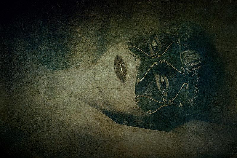 Maske - by Anja P.